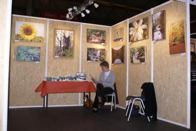 Expo artistes de chez nous et d ailleurs, FLERON