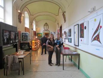 Photos sur toile, Abbaye de BROGNE